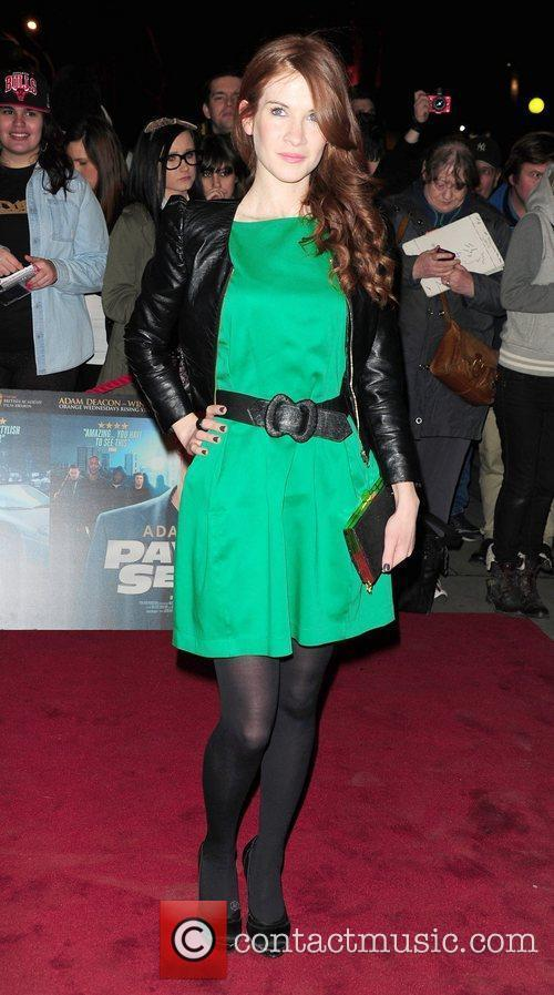 Juliette Oldfield 'Payback Season' Premiere at the Odeon...