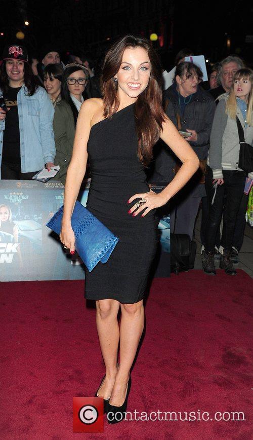 Louisa Lytton 'Payback Season' Premiere at the Odeon...