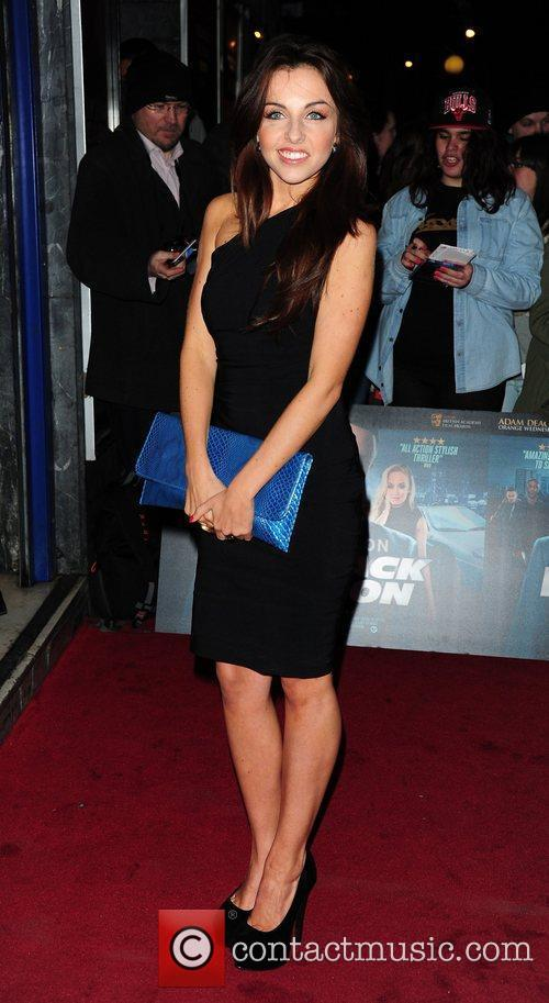 'Payback Season' Premiere at the Odeon Covent Garden...