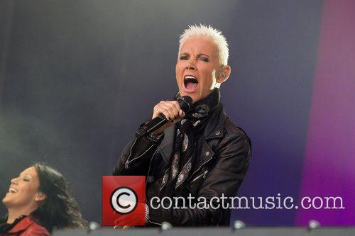 marie fredriksson of roxette performs on stage 3966794