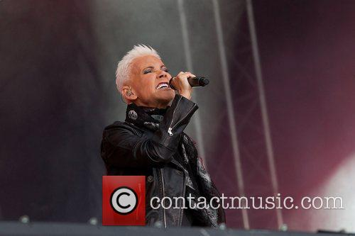 marie fredriksson of roxette performs on stage 3966795