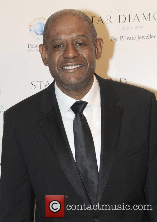 Forest Whitaker  Place For Peace dinner...