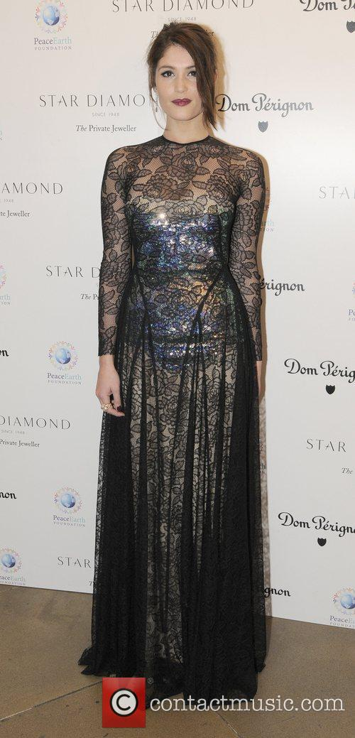 Gemma Atherton Place For Peace dinner  to...