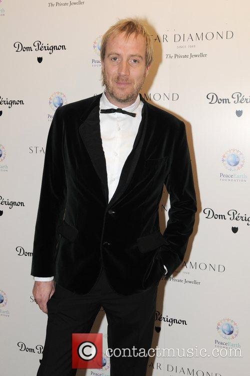 Rhys Ifans Place For Peace dinner  to...