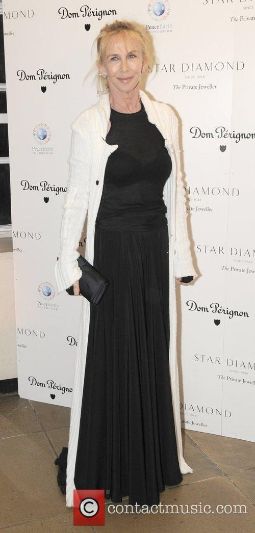 Trudie Styler Place For Peace dinner  to...