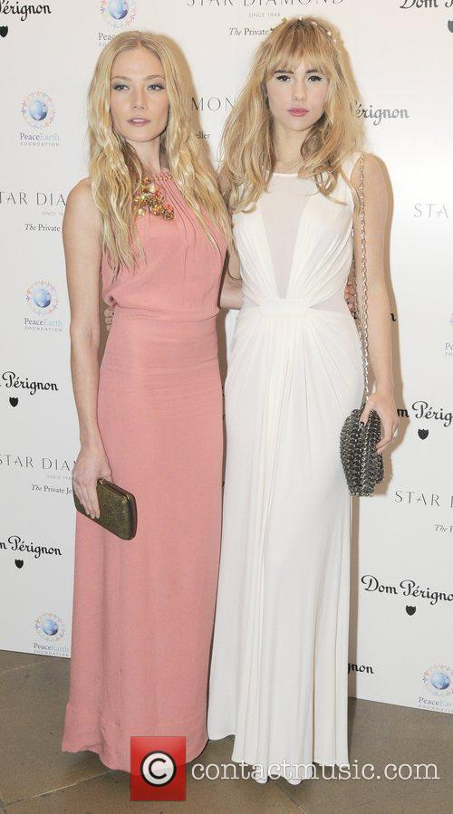 Clara Paget and Suki Waterhouse  Place For...