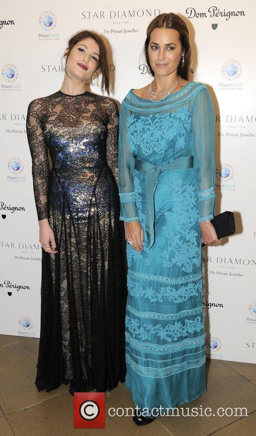 Gemma Atherton and Yasmin Lebon 2