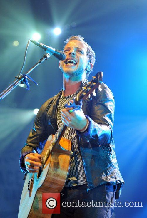 James Morrison and Wembley Arena 7