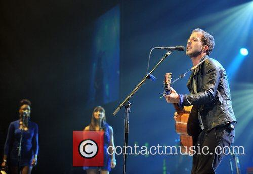 James Morrison and Wembley Arena 8