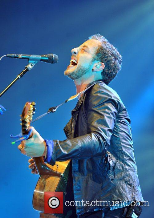 James Morrison and Wembley Arena 3