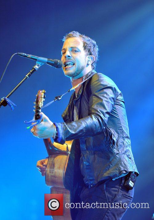 James Morrison and Wembley Arena 6