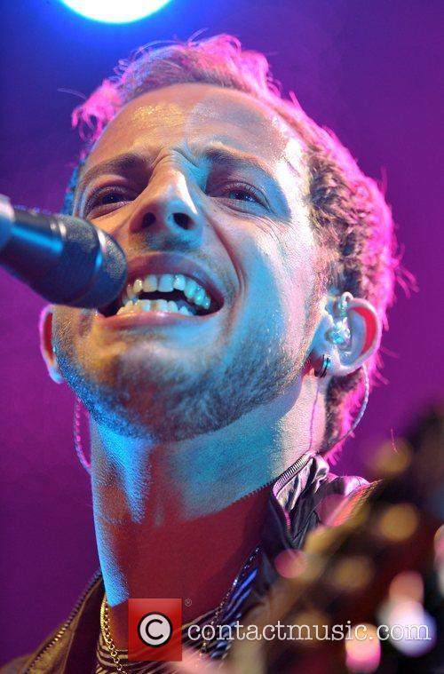 James Morrison and Wembley Arena 5