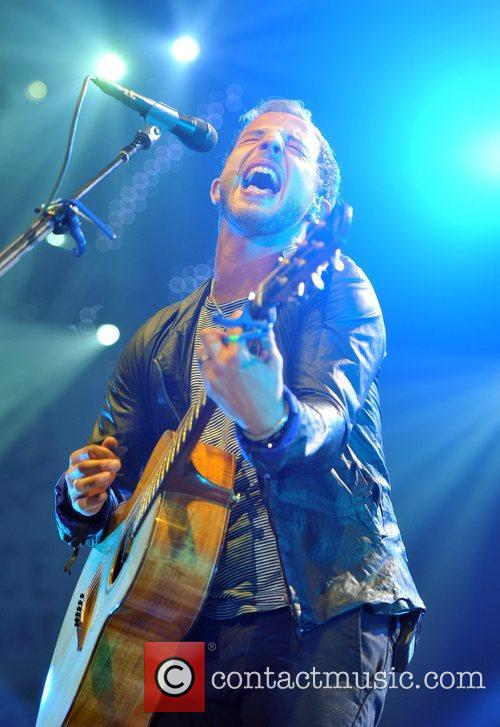 James Morrison and Wembley Arena 1
