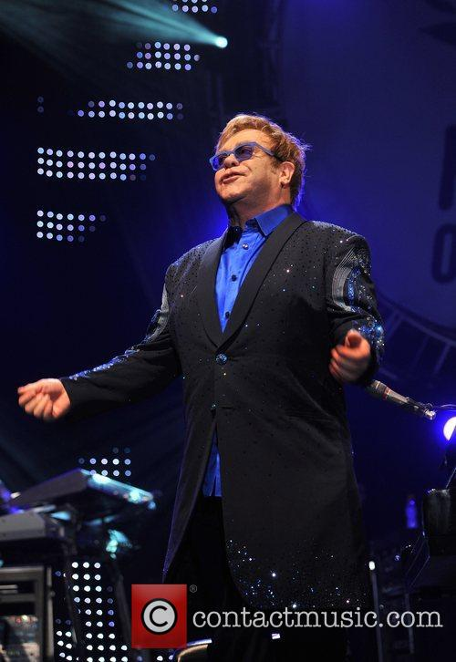 Elton John Peace One Day