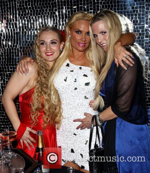 Coco Austin, Tina Austin and Kristy Williams 10