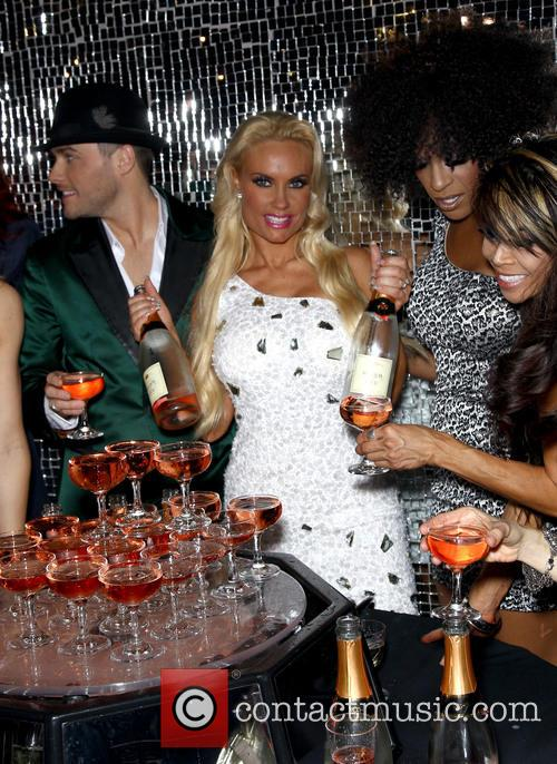 Josh Strickland, Coco Austin and Cheaza 3