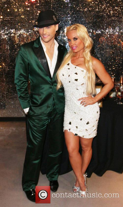 Josh Strickland and Coco Austin 7