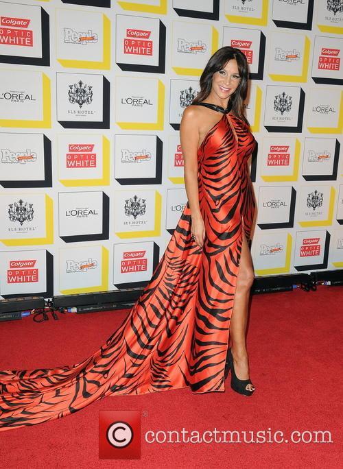 Lorena Rojas People en Espanol celebrates The Stars...