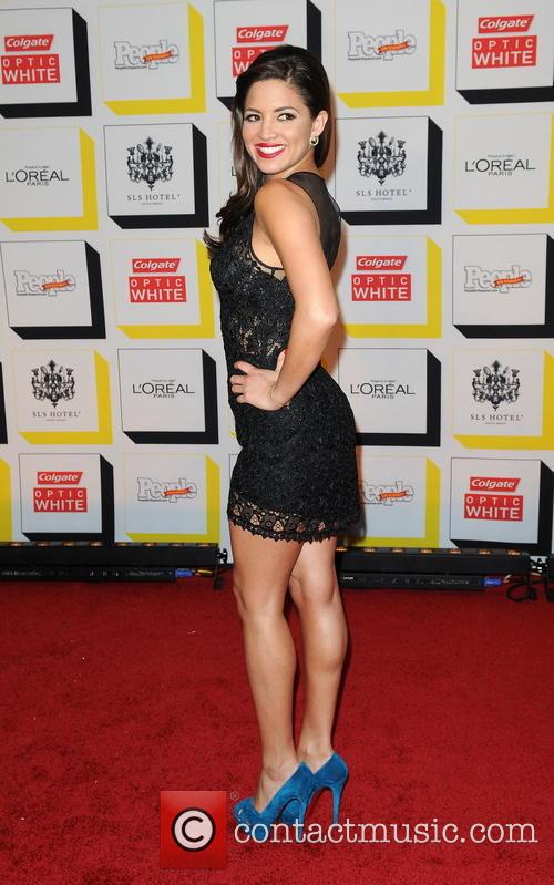 Pamela Silva-Conde People en Espanol celebrates The Stars...