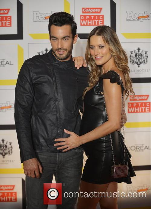 Aaron Diaz and Lola Ponce