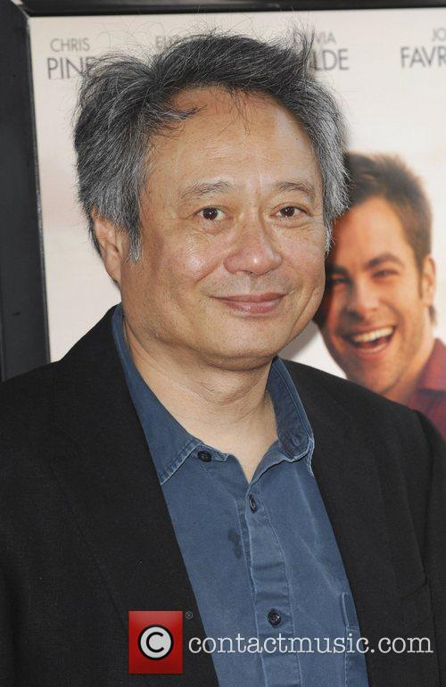 Ang Lee 2012 Los Angeles Film Festival premiere...