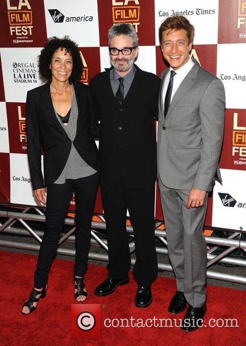 2012 Los Angeles Film Festival premiere of 'People...