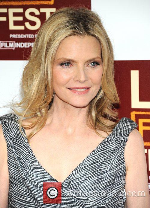 Michelle Pfeiffer and Los Angeles Film Festival 12