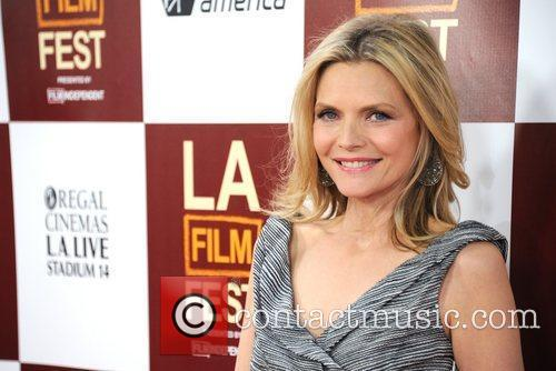 Michelle Pfeiffer and Los Angeles Film Festival 13