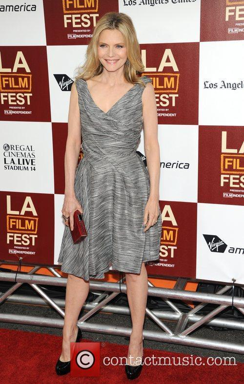 Michelle Pfeiffer and Los Angeles Film Festival