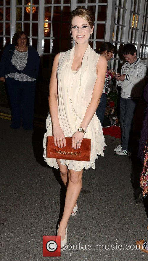 Amy Huberman Rehab People of The Year Awards...