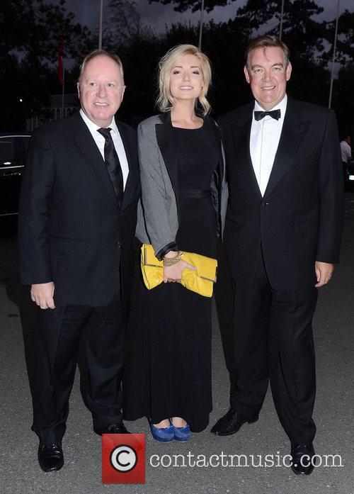Tony Fenton, Sophie Dobson and Bryan Dobson Rehab...
