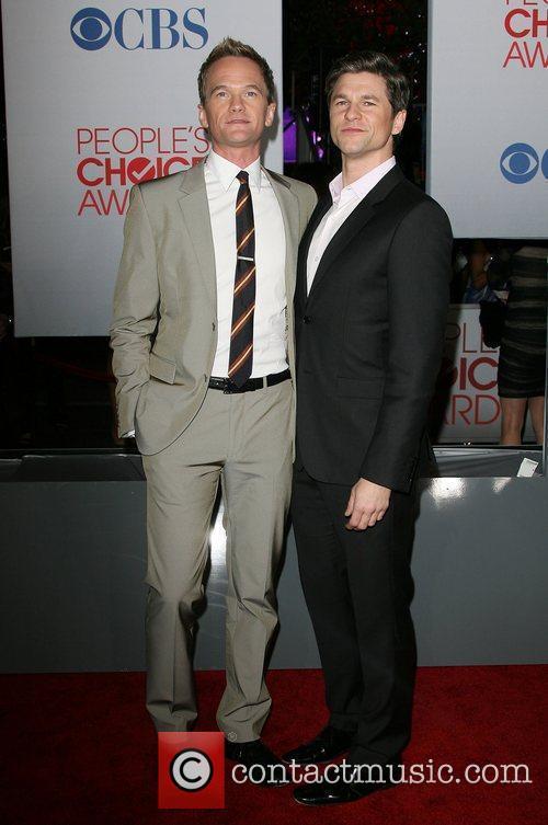 Neil Patrick Harris, David Burtka and People's Choice Awards 2