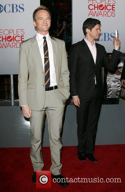 Neil Patrick Harris, David Burtka and People's Choice Awards 4