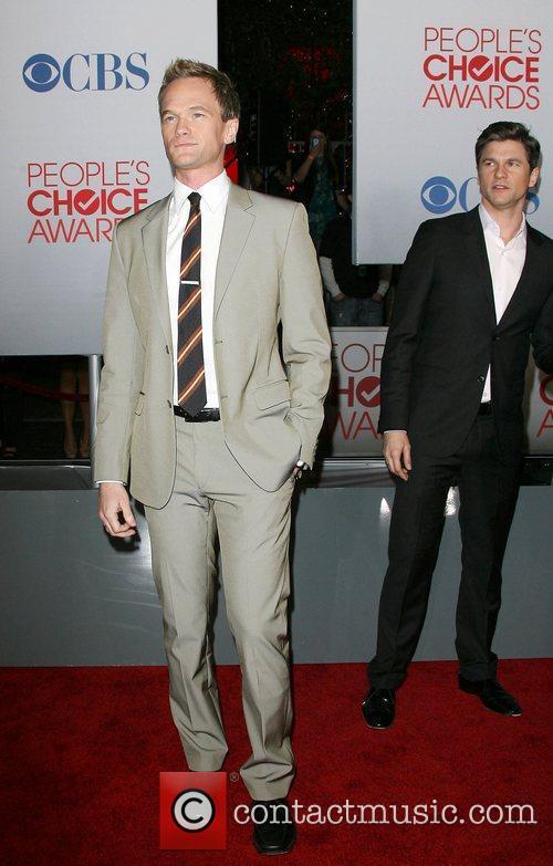 Neil Patrick Harris, David Burtka and People's Choice Awards