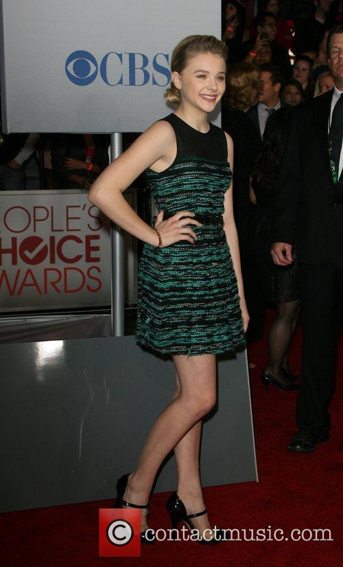 Chloe Moretz and People's Choice Awards 4