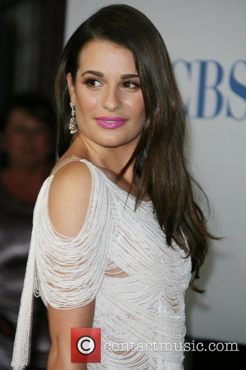 Lea Michele and People's Choice Awards 1
