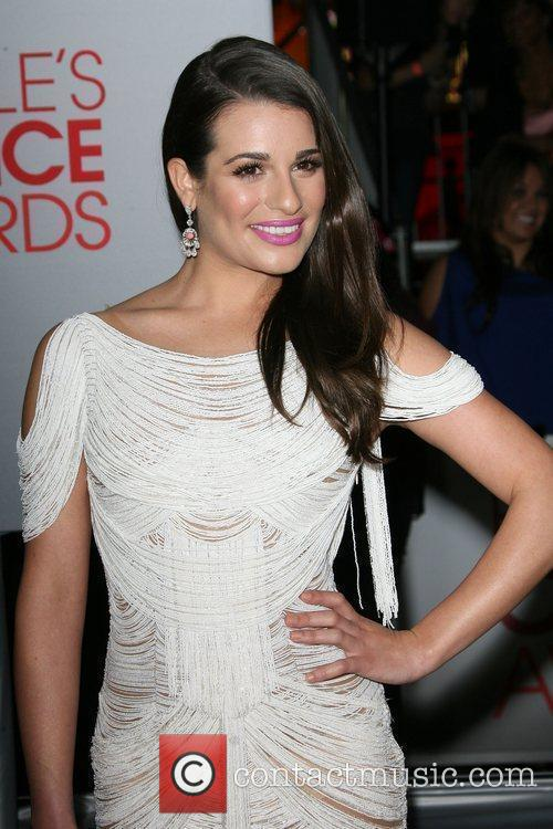 Lea Michele and People's Choice Awards 10