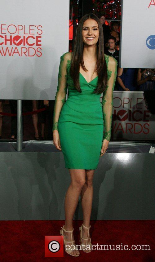 Nina Dobrev and People's Choice Awards 3