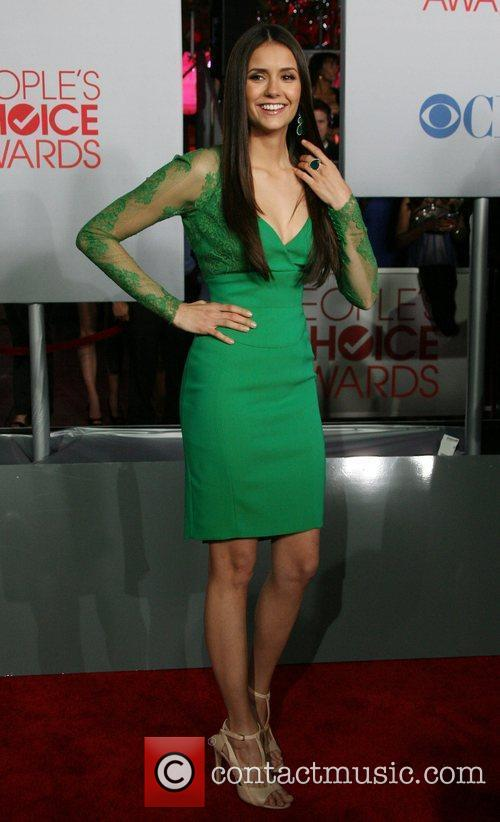 Nina Dobrev and People's Choice Awards 4