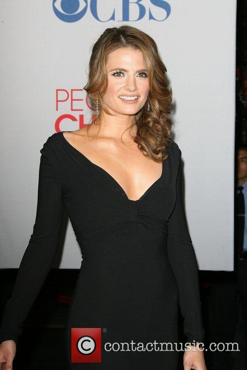 Stana Katic and People's Choice Awards 1