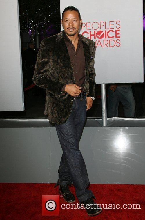Terrence Howard and People's Choice Awards
