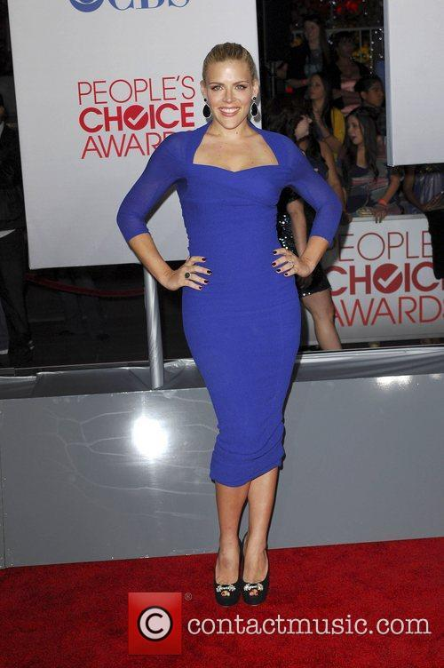 Busy Philipps and People's Choice Awards 2