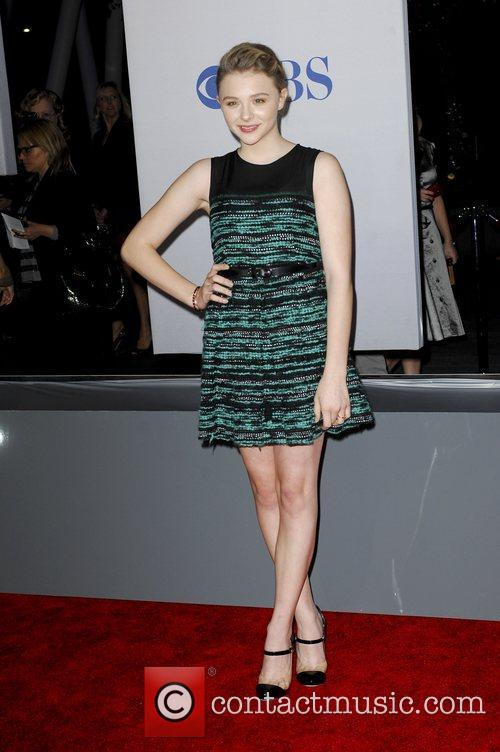 Chloe Moretz and People's Choice Awards 2