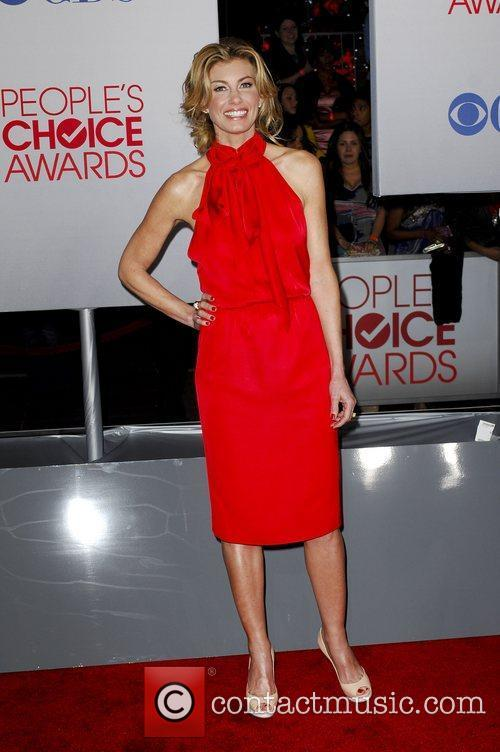 Faith Hill and People's Choice Awards 6