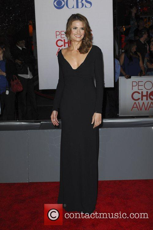 Stana Katic and People's Choice Awards 5