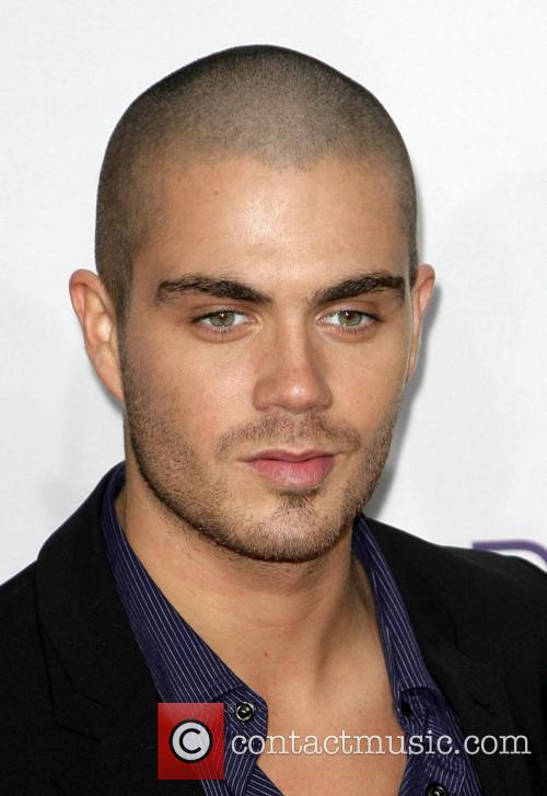 Max George and People's Choice Awards 1