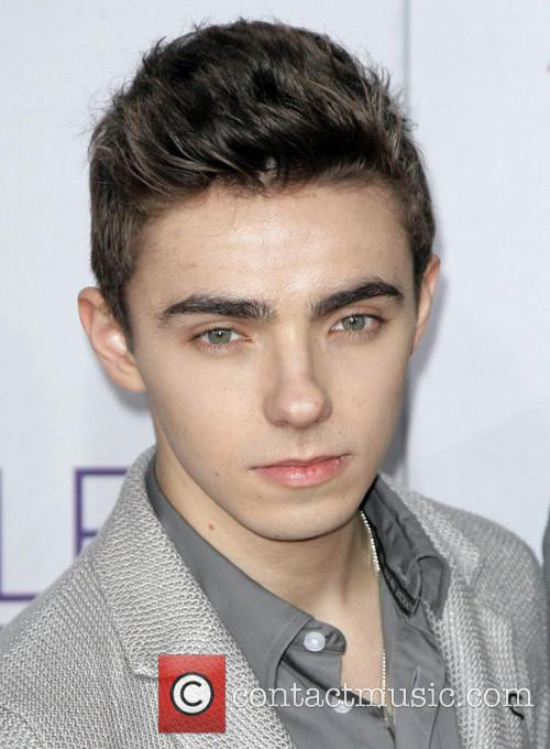 Nathan Sykes and People's Choice Awards 3