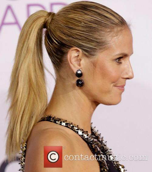 Heidi Klum and Annual People's Choice Awards 7