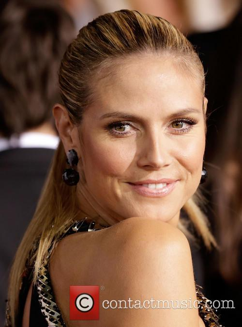 Heidi Klum and Annual People's Choice Awards 2