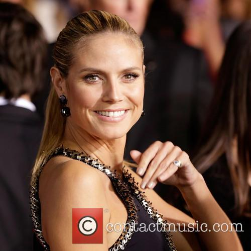 Heidi Klum and Annual People's Choice Awards 9